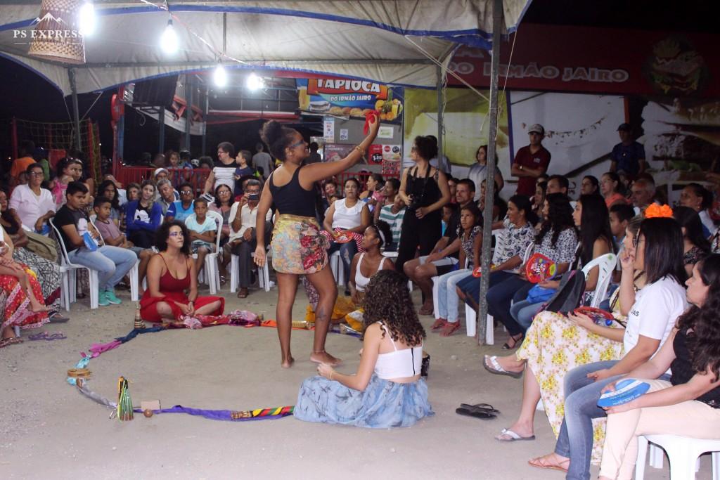 Projeto Sexta Cultural expressa empoderamento feminino no Dia da Mulher