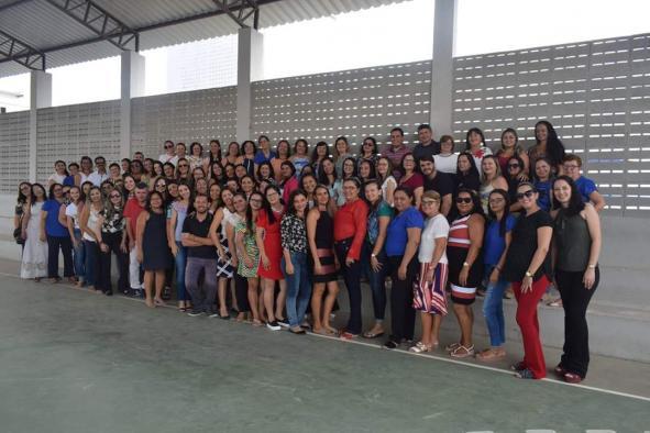 Seduc de Queimadas realiza formação com diretores e coordenadores da rede pública municipal de ensino