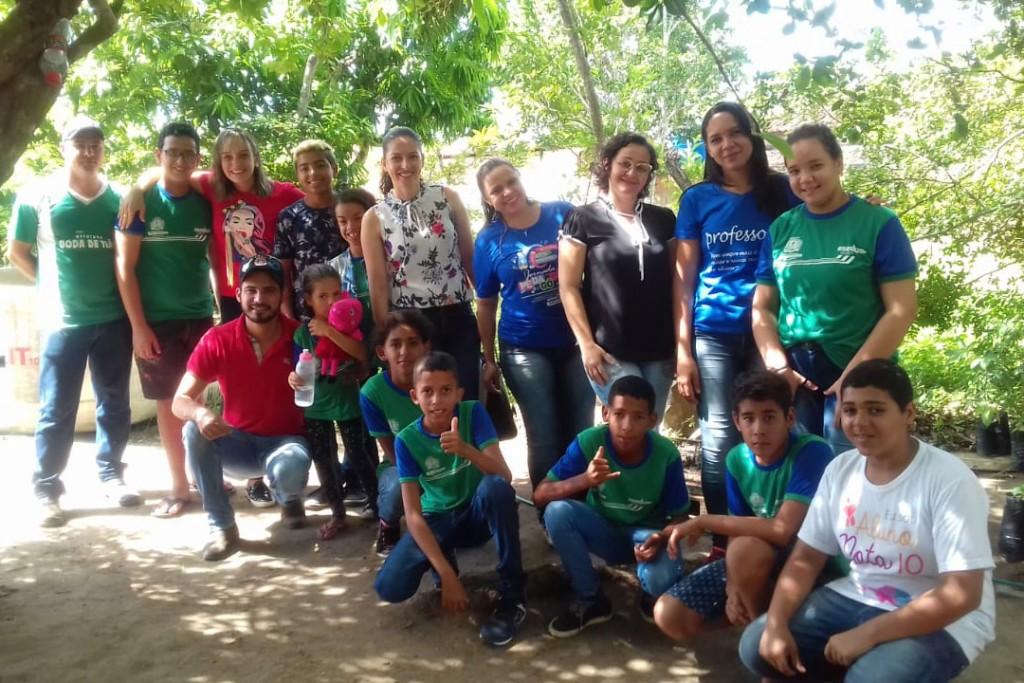 Horta na Escola: Secretarias de Educação e Meio Ambiente desenvolvem projeto conjunto