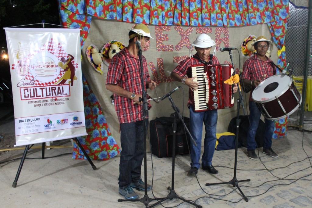 Projeto Sexta Cultural realiza edição junina e concurso de gastronomia