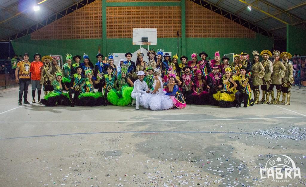 Junina Arriba Saia representa o município de Queimadas no cenário quadrilheiro paraibano