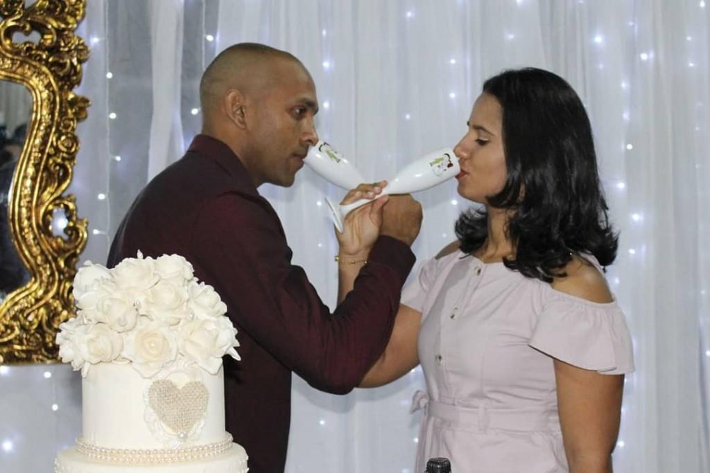 Casamento coletivo de Queimadas realiza o sonho de 32 casais