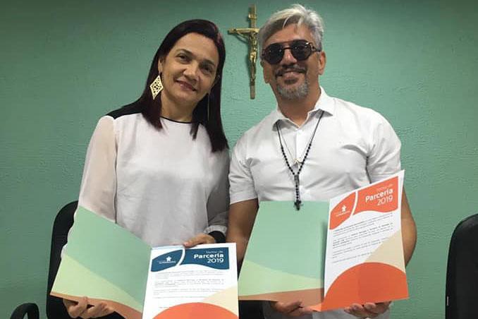 Secretaria de Educação renova parceria com o Instituto Alpargatas