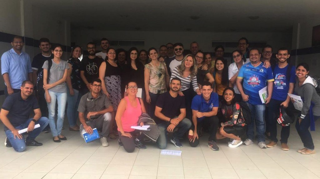 Abertura do 2º semestre do ano letivo 2019 discutiu a saúde mental e emocional do professor