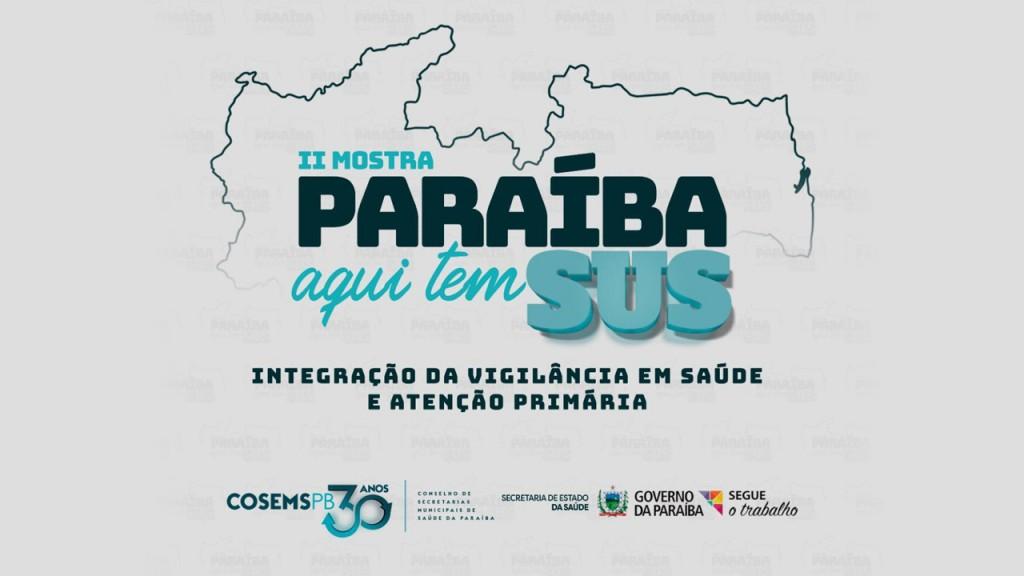 Queimadas tem 13 experiências em saúde pública selecionadas para a II Mostra Paraíba aqui tem SUS