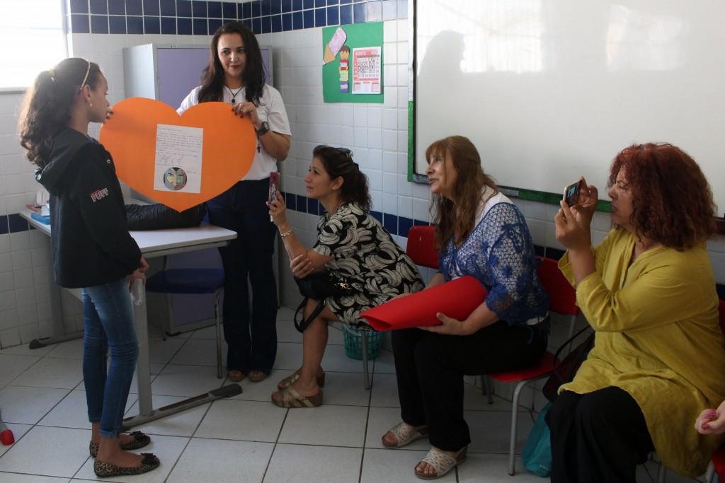 Projeto educacional de Queimadas/PB será referência para Chile e Argentina
