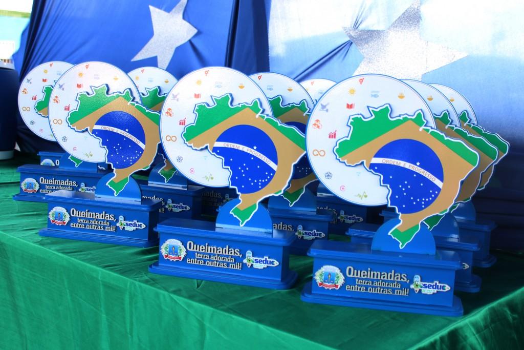 Prefeitura realiza a abertura oficial da Semana da Pátria em Queimadas/PB
