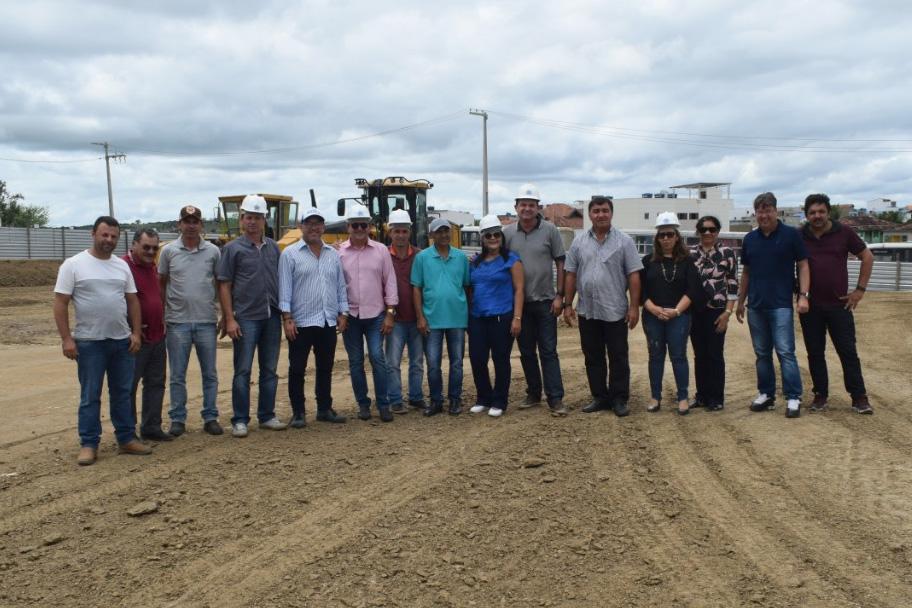 Administração municipal transforma Queimadas-PB na cidade das obras