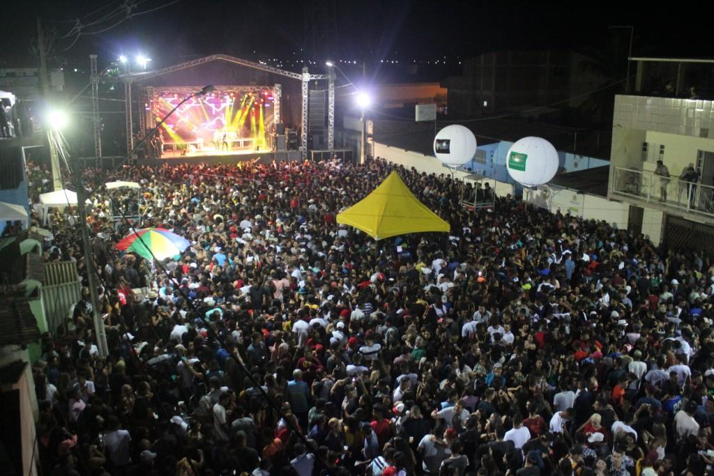 Recorde de público marca o sucesso da Festa de Reis 2020 em Queimadas/PB