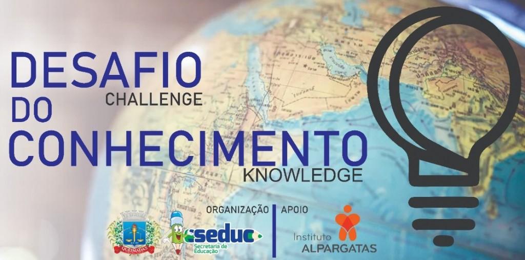 Seduc promove Desafio do Conhecimento para incentivar os alunos durante as aulas remotas