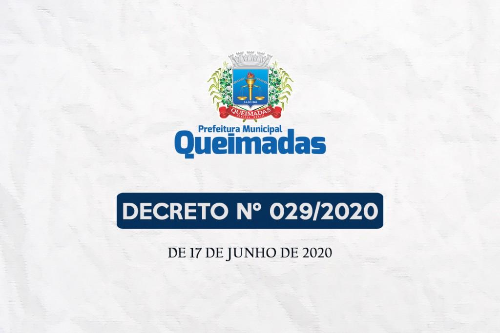 Prefeitura de Queimadas atualiza as regras para realização de atividades religiosas no município