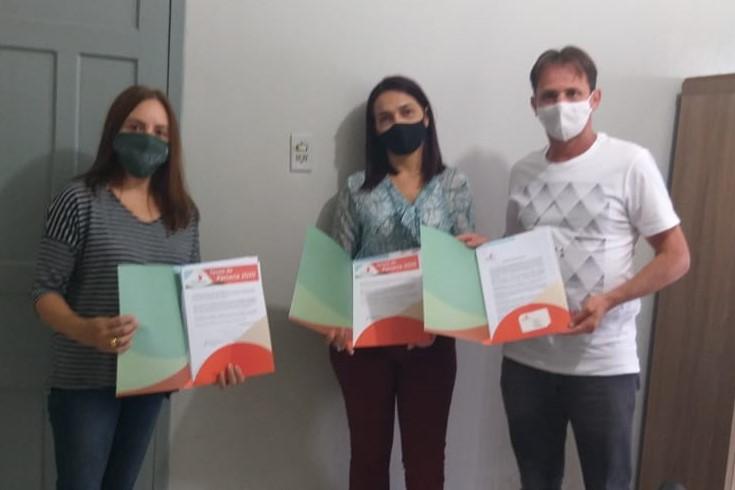 Prefeitura de Queimadas e Instituto Alpargatas renovam parceria para realização de projetos na rede municipal de ensino
