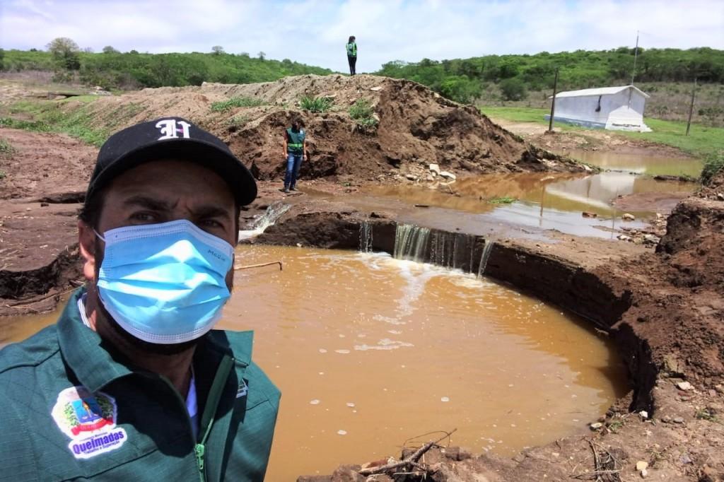 SEAME e Defesa Civil realizam vistorias em áreas atingidas pelas chuvas
