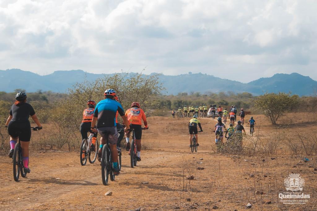 1ª Pedal do Ligeiro foi marcado pelo incentivo à prática esportiva e o contato com a natureza