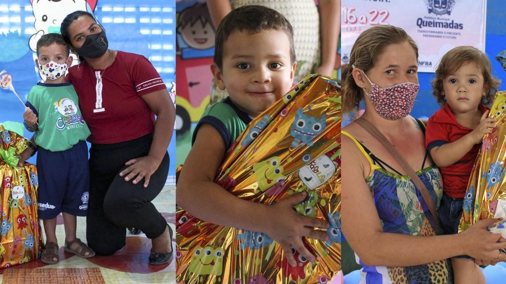 Semana do Bebê: Concurso Criança Feliz fortalece a participação da família no processo de aprendizagem infantil